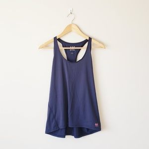 A&F Active Navy Blue Workout Tank
